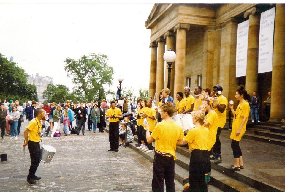 Birmingham_School_Samba:Gaelle Finley Archive