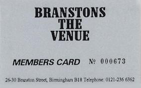 Branstons