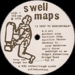 Swell Maps Train Out Of It