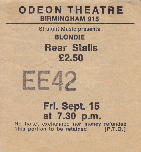 blondie-birmingham-odeon-15-09-1978