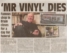 Birmingham Mail January 2012