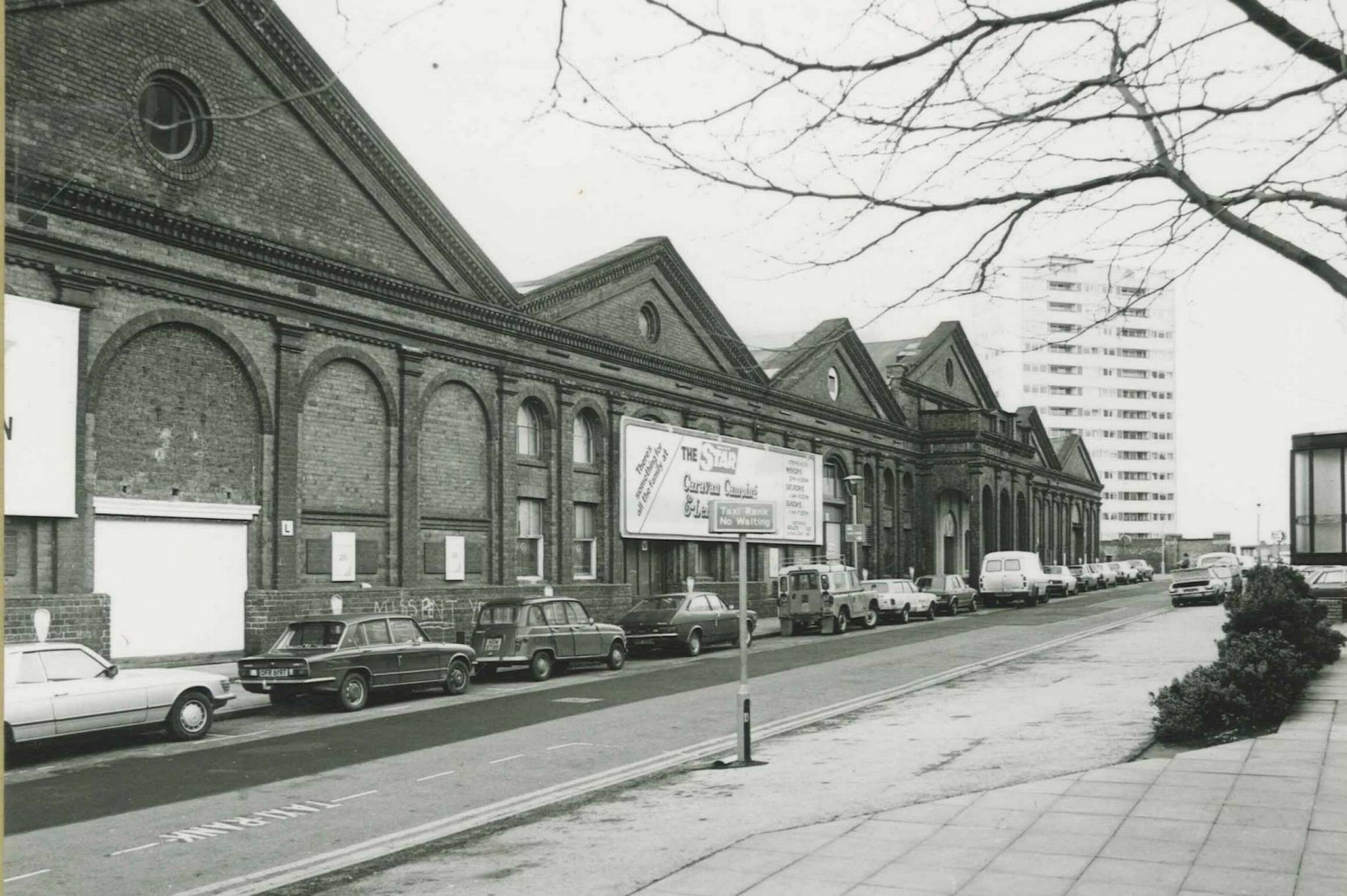 Bingley Hall Birmingham Music Archive