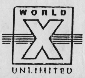 Possibly the first Logo